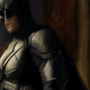 Dark knight by ShadeMachine
