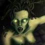 Medusa's Gaze by LukeF