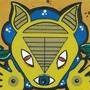 Three Eyes Fox by RitzNG