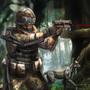 Modern Warfare Soldier by AlexDinulescu