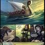 Skyrim comic- Azaril - Solstheim page 1 by Freyaloi