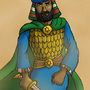 King David of Israel by BrandonP