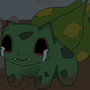 bulbasaur by doodlebotART