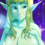 Zelda Bathing *Censored* by doublemaximus