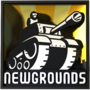 3D Newgrounds Medallion by mohawkade