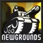 3D Newgrounds Medallion