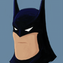 Batman big chin sketch by GGTFIM