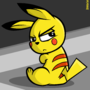 PikaPissed by JynxAnimated