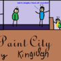 Paint City #2 by KingiOgh
