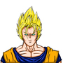 Goku by Malbort