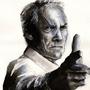 Clint Eastwood by Adren061