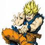 Goku Super Sayan by Adren061
