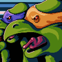 Scientifically Accurate Ninja Turtles by ArcadeHero