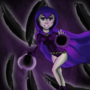 Raven Teen Titans!
