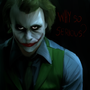 Why so Serious? by Miguelangelart
