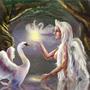 Swanmaiden by TatianaTiV