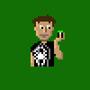 Pixel Selfie by Stripteaz