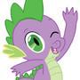 My little pony:FIM - Spike by rukakun11