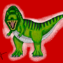 T-Rex by EddieNiga