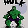 hulk by thom-thom