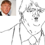Donald Trump by Jackson-Siegel