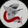 Shark tattoo by tbremise