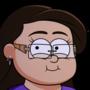 Gravity Falls style self-portrait by NektoInoi