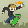 skateboard by Noxx11