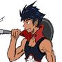 Demon Frycook by Keijin36