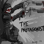 The Protagonist by Rhunyc