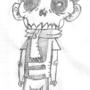 i luv Halloween by clueye9t9