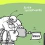 alien shoobashob by DanPaladin