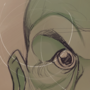Angry little orc man by Spinalpalm