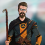 Medieval Gordon Freeman by GGTFIM