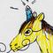 My interpretation of a horse.