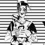 E-mo Manga print ad by msg2007