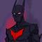Batman beyond sketch