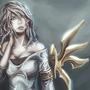 dress and armor by LuBruZ