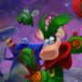 Rayman 3 Cyclotorgniole by anthony-p
