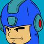 Interpretation - Mega Man by Treoxide