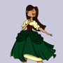 Esmeralda by CornellArt