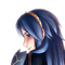 Commission: Lucina back view