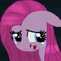 My little pony - Sad Pinkamena by rukakun11