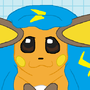 Bad Raichu by bubthevapor