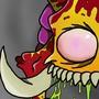 Split-jaw Maw by Chromatatosis