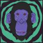 Monkey Zombie by Wonulu