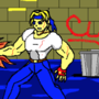 Streets of Rage- Axel by NGKFlower