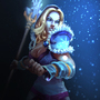 Crystal maiden - dota 2 by Pheature