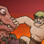 Barbarian Fist-Fight by davetroyer
