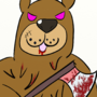 Killer Bear by ThePosterBoy